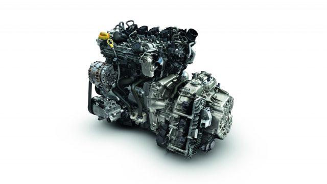 1.3 liter TCe benzinemotor