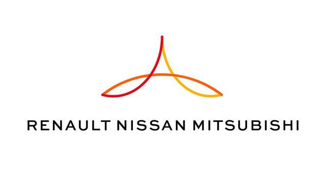 Renault Nissan Mitsubishi alliantie logo