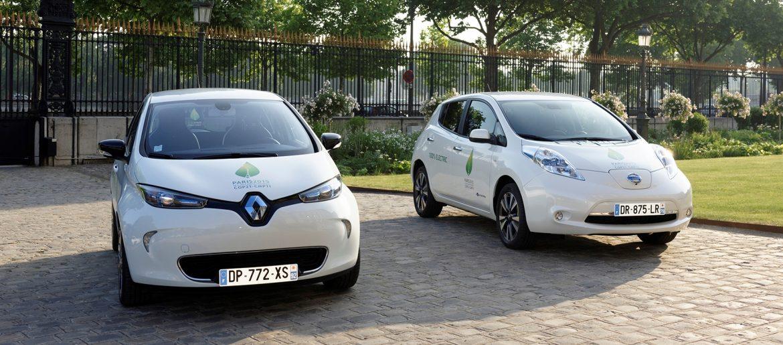 Alliantie Renault Nissan Levert 250 000ste Elektrische Auto Af