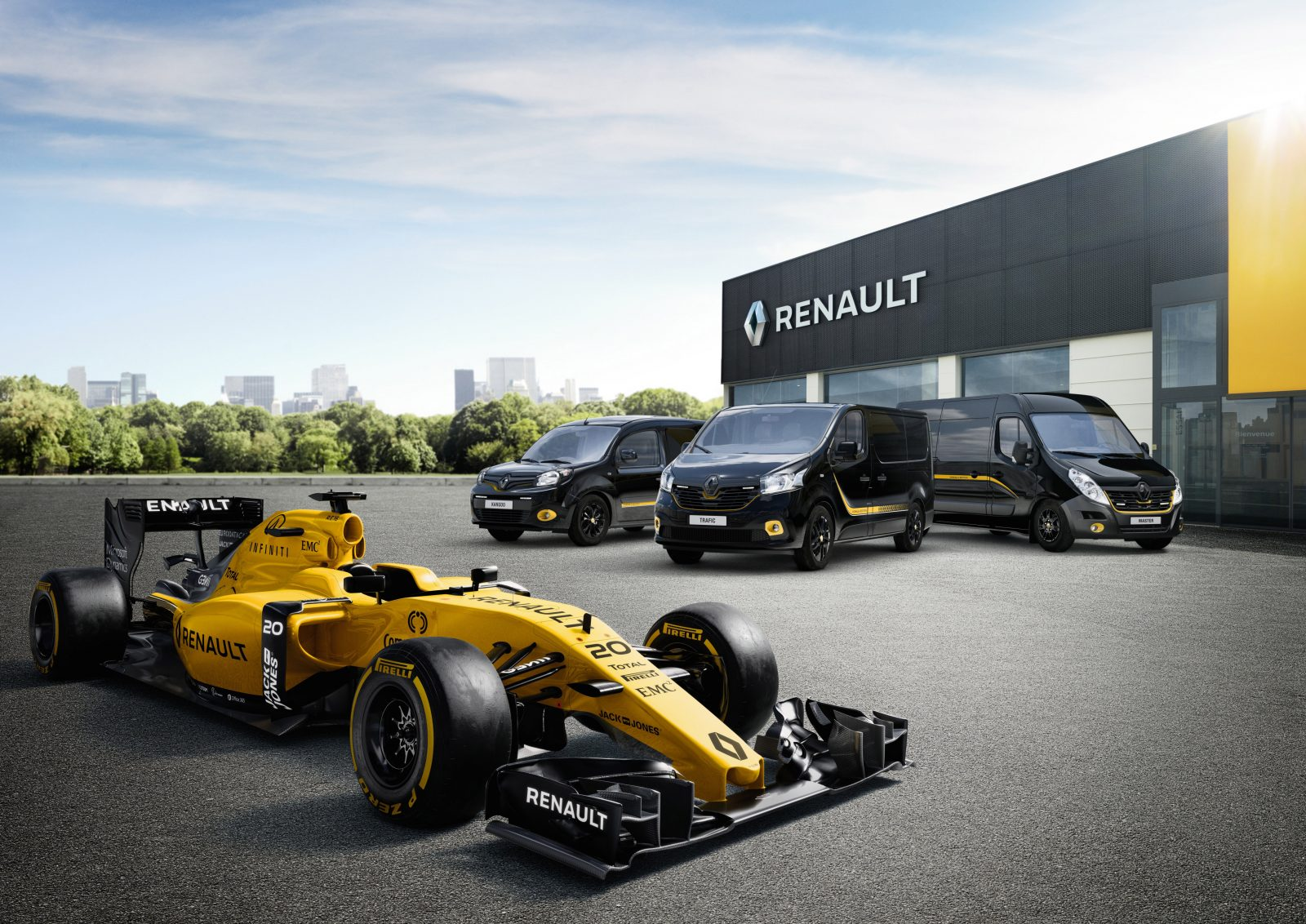 Renault Hannover