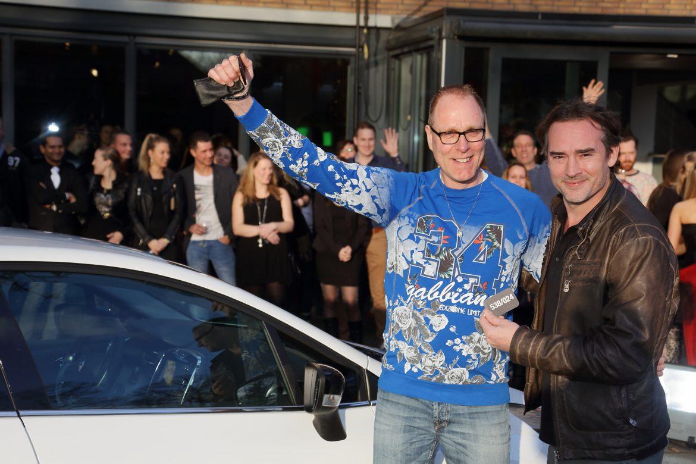 Renault Clio Voor Winnaar Oud Wordt Nieuw Actie