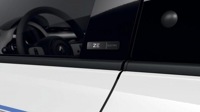 Renault TWINGO Electric detail