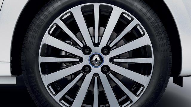 Renault TWINGO Electric wiel