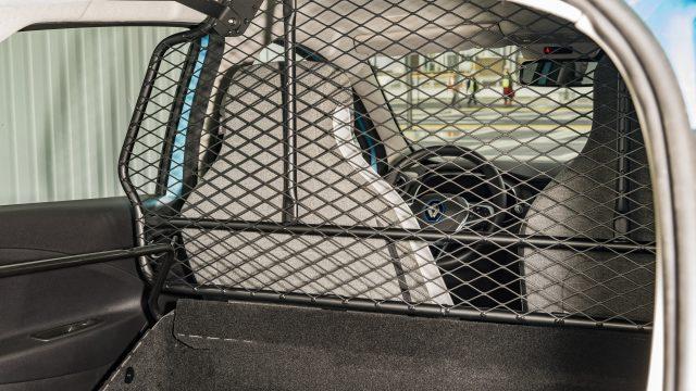 Renault ZOE Cargo bagagenet