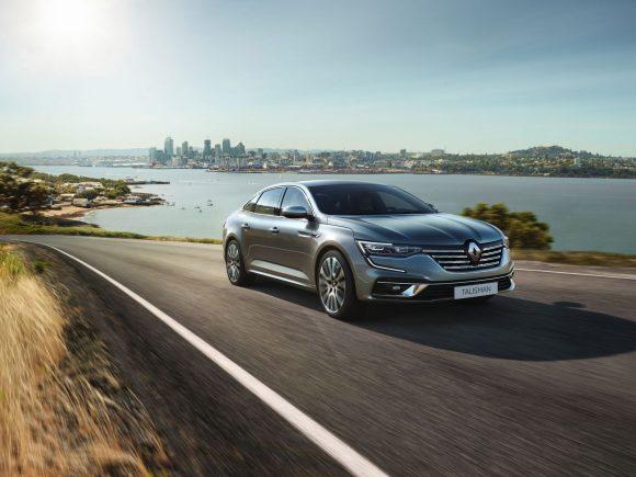 Renault Talisman driekwart voor