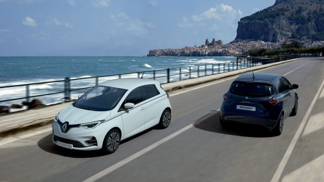 Renault ZOE Riviera Limited Edition
