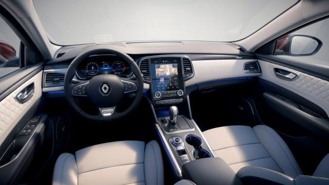 Renault Talisman interieur overzicht