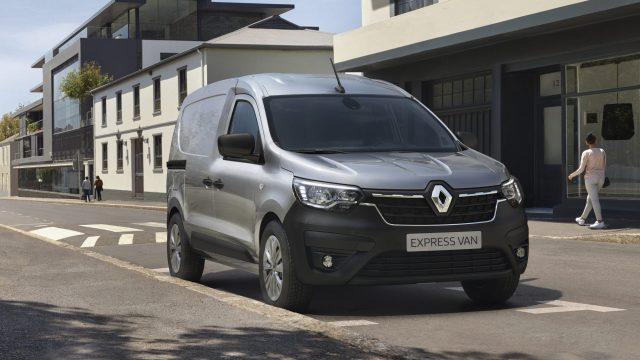Renault EXPRESS Van driekwart voor