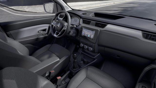 Interieur Renault EXPRESS