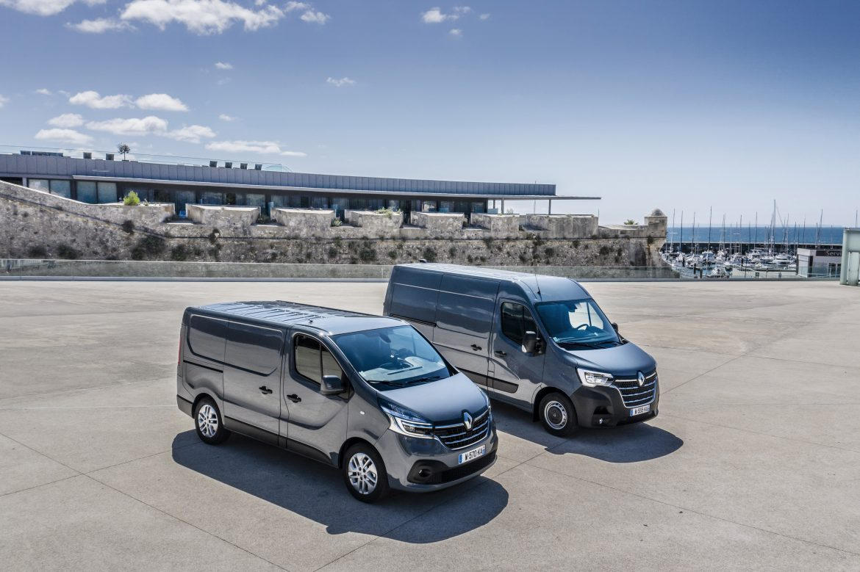 Renault Master en Renault Trafic
